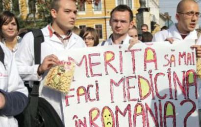 Medicii de familie protestează azi în toată țara!