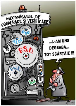 Caricatura SAI - Decembrie 2017 - buzmagazin.ro