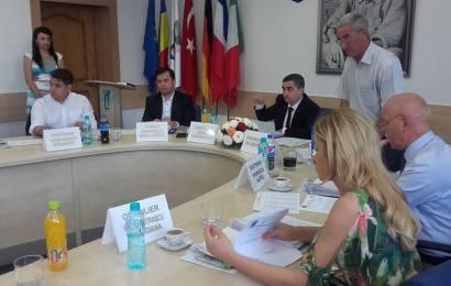 """Ședințe cu scandal la Târgu Jiu. Sfatul lui Cârciumaru pentru consilieri: """"Să respecte cetățenii!"""""""