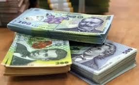 De la 1 ianuarie plătim cu bani noi