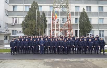 """Forțe"" noi la Jandarmeria Gorj"