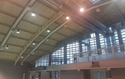Sala Sporturilor, inaugurată duminică