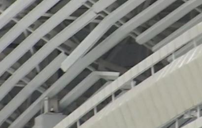 Se deteriorează lucrările la stadionul din Târgu Jiu