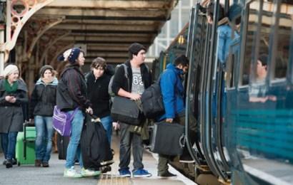 Studenţii au călătorit gratis în 2017. CFR a cheltuit cu ei 42 de milioane de euro