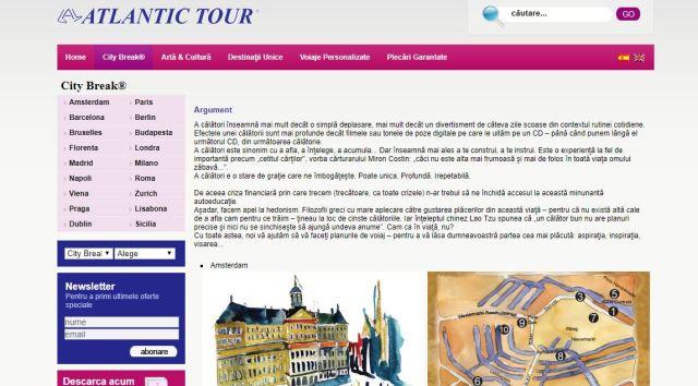 captura atlantic tour