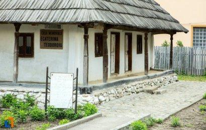 """Casa Memorială """"Ecaterina Teodoroiu"""" va fi reabilitată"""