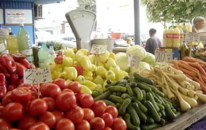 A explodat prețul fructelor și legumelor