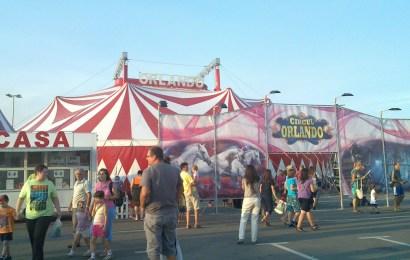 Circul Orlando a ajuns la Târgu – Jiu