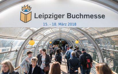 Târgul internațional de carte de la Leipzig