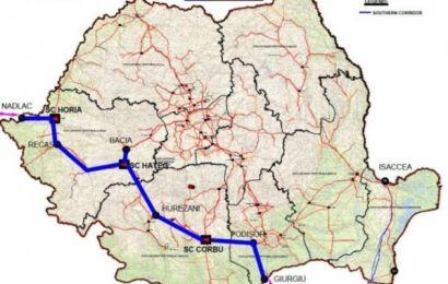 Magistrala internațională de gaze trece și prin Gorj