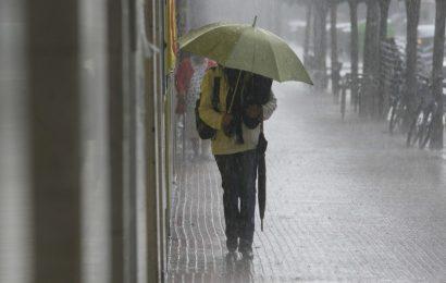 Ploi torențiale în Gorj