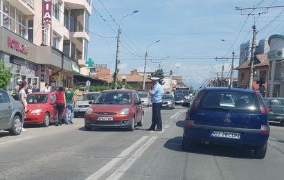 Polițist local din Târgu Jiu, rănit în timpul serviciului