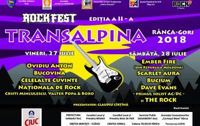 Festival de rock pe Drumul Regelui
