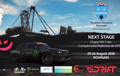 Campionat de Drifturi la Rovinari