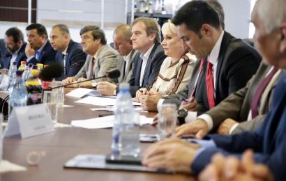 PSD Gorj înclină către un vot pentru Dăncilă