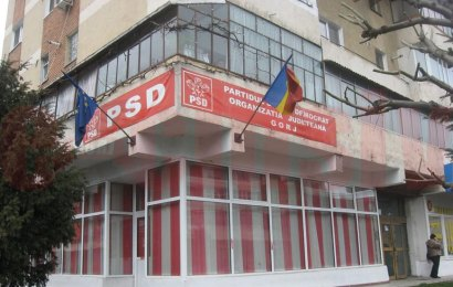 PSD și-a propus să prezinte candidații dela Târgu Jiu și Motru până în luna octombrie