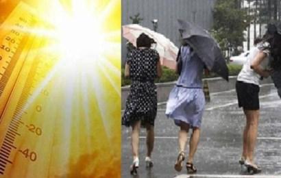 Vara la extreme, între caniculă și furtuni