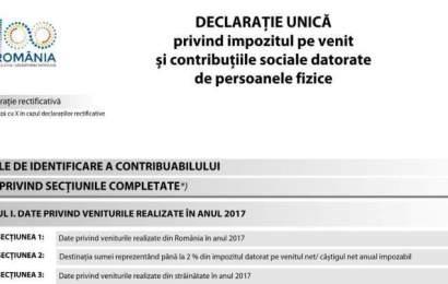 31 iulie 2019, termenul pentru depunerea Declarației unice la ANAF
