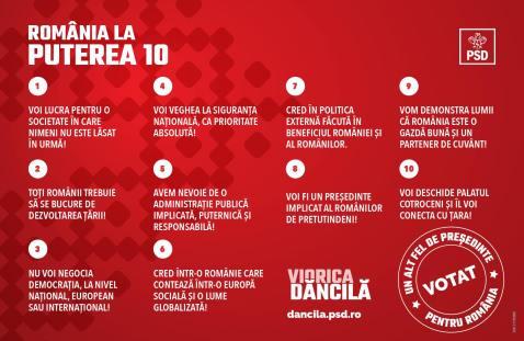 Romania la puterea 10