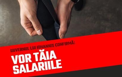 PSD a majorat salariul minim pe economie!