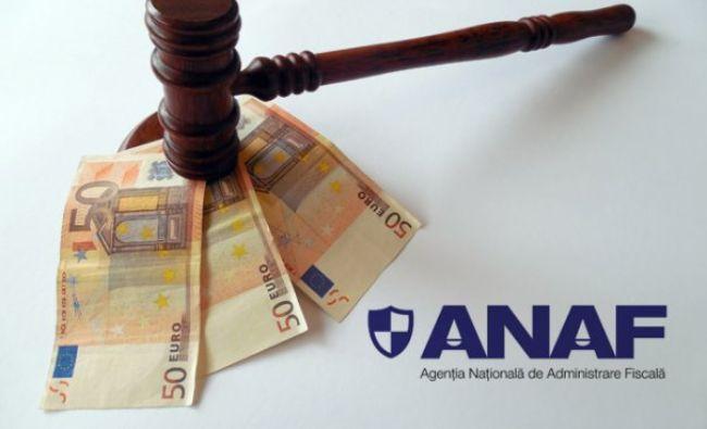 ANAF îți arată colții! Vrea să recupereze banii.