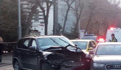 Ministru implicat într-un accident rutier