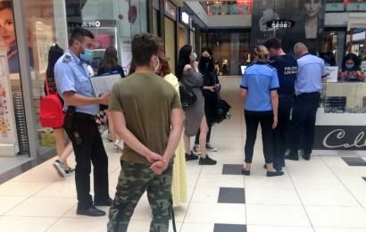 Gorjenii nu ascultă, polițiștii amendează