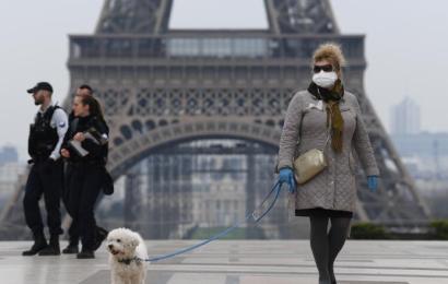 Pandemia revine în forță, în Franța