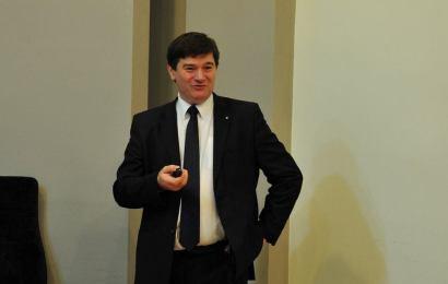 Profesorul universitar ȘTEFAN GHIMIȘI este candidatul Partidului Verde la funcția de presedinte al Consiliului Județean Gorj