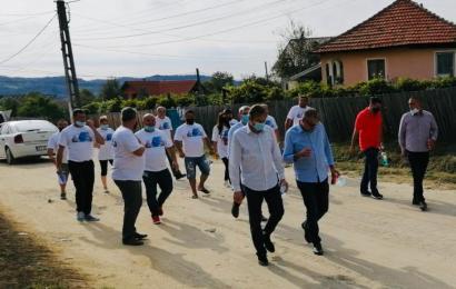 Proiecte de milioane de euro la Samarinești