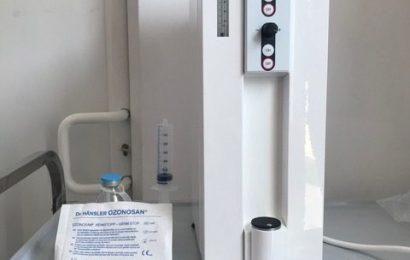 SJU Târgu Jiu a primit un aparat pentru bolnavii de coronavirus