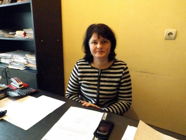 Ea este noua directoare de la Casa de Pensii Gorj
