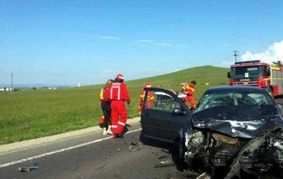 Accident rutier soldat cu un deces și două victime