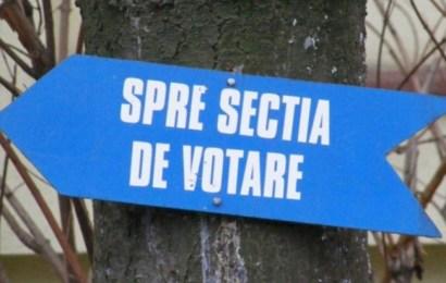 Pregătiri intense la secțiile de votare din Gorj! Au ajuns mii de măști