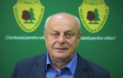 El este noul director al Romsilva