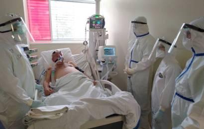 Nou deces de COVID în Gorj! În țară, sute de persoane la ATI!