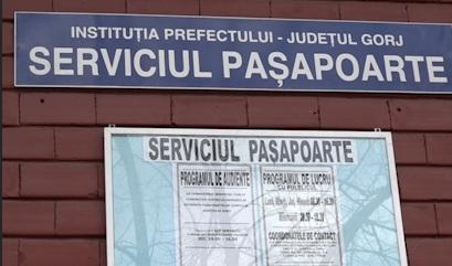 În Gorj, pașapoartele se eliberează mult mai rapid