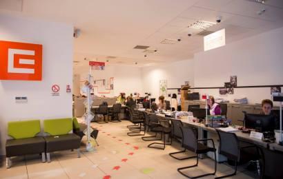 Centrele de relaţii cu clienţii ale CEZ, din Gorj, se închid