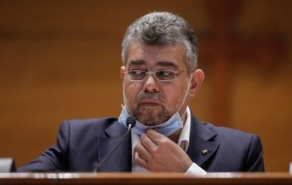 Ciolacu vrea să depună o moțiune de cenzură