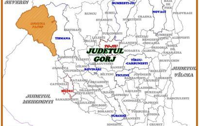 În ce stadiu se află rata de infectare a județului Gorj