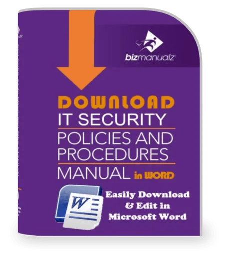 It Security Policies And Procedures Examples