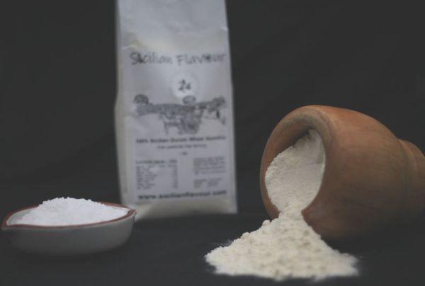 Sicilian flavour original flour image