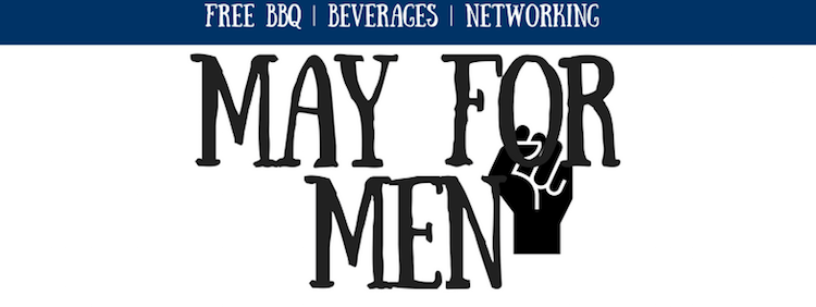 May for Men – Thank you!