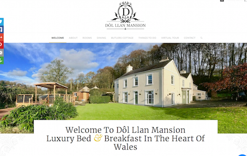 Dôl Llan Mansion