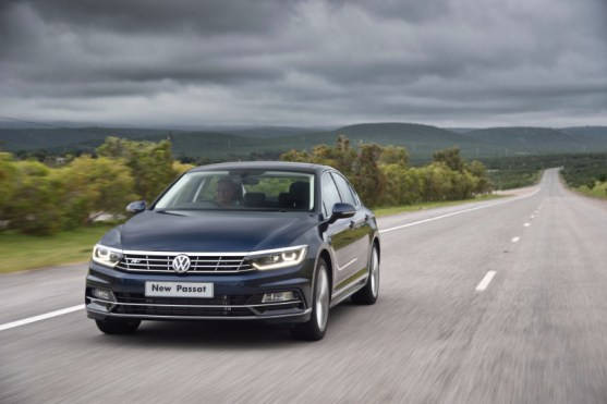 New Passat_Dynamic 003