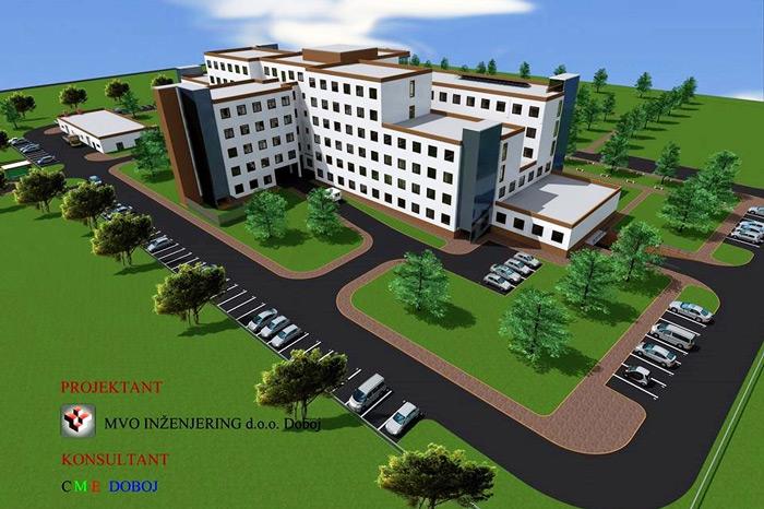 Potpisan Ugovor Od 88 5 Miliona Km Kinezi Grade Novu Bolnicu U