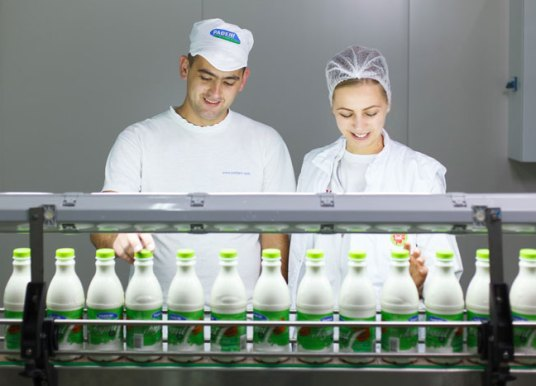 From 30 square meters to a dairy farm with more than 100 employees
