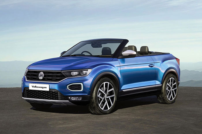 vw potvrdio t roc cabrio sti e 2020 biznis info. Black Bedroom Furniture Sets. Home Design Ideas