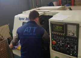 Metal industry: Bosnian company ATT expands production