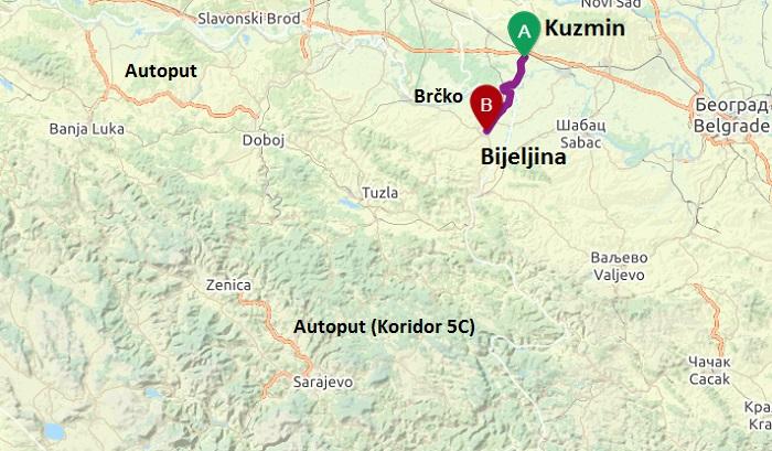Počela izgradnja autoputa Beograd – Sarajevo